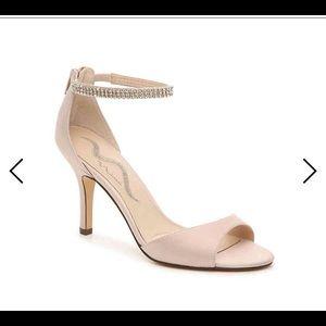 Nina Varetta satin sandal